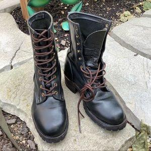 Vibram Steel Toe Logging Work Boot 🥾7M